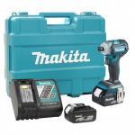 Makita (Япония) Аккумуляторный ударный шуруповерт DTS141RME